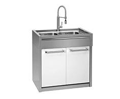 Genesi G9S-L2, Double Bowl Sink