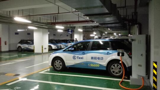 电动汽车充电站交钥匙工程