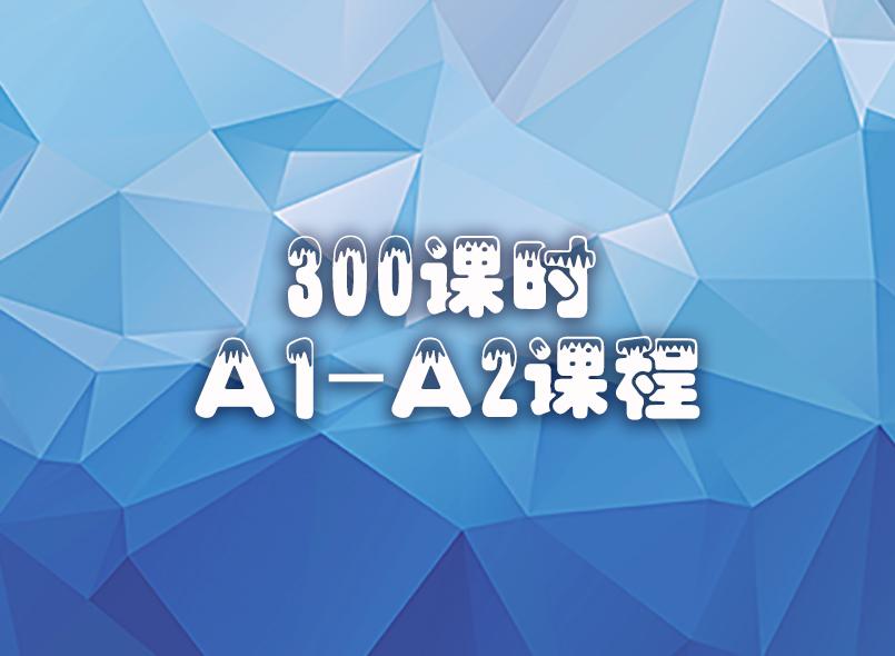 300课时A1A2意语精品课程
