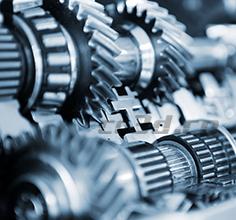 工业设备零配件开发