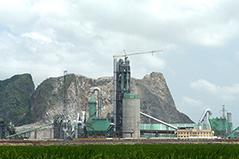 越南福山5000t/d水泥生产线项目总承包