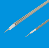 低损耗半钢同轴电缆