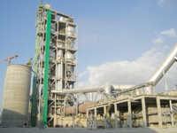阿联酋UCC10000t/d水泥熟料生产线扩建工程
