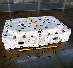 汽车发泡膜模具三维检测