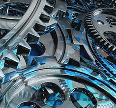 超大型机械齿轮三维检测