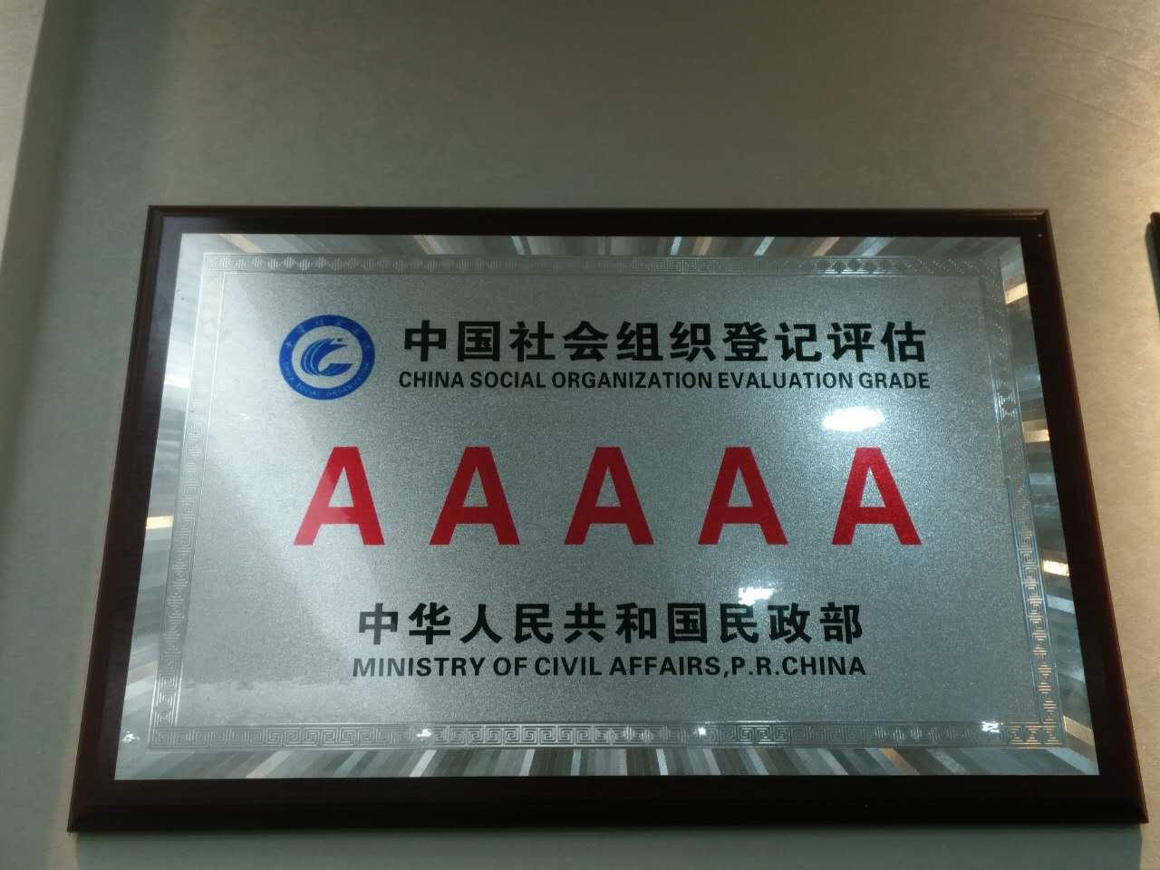 中国5A级社会组织