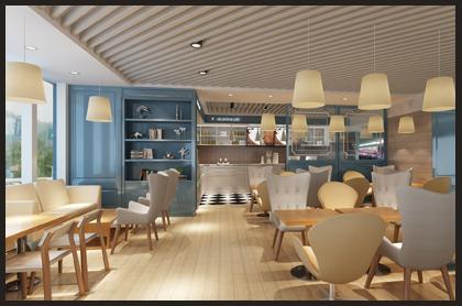 海南凤凰机场埃克斯咖啡厅
