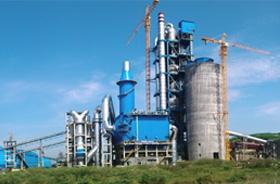 印尼瑞兴5600t/d水泥生产线项目