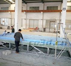 大型复合材料模具三维检测
