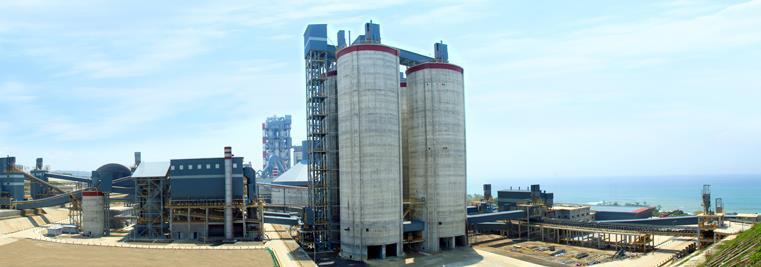 印尼BAYAH10000t/d水泥生产线总承包项目