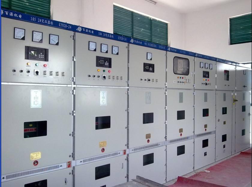 武广片区排水泵站高低压配电工程
