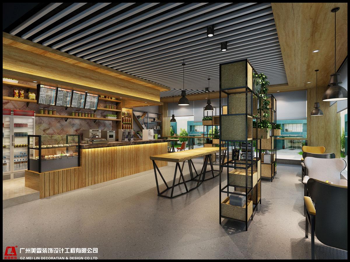 黄埔河畔路网络咖啡厅