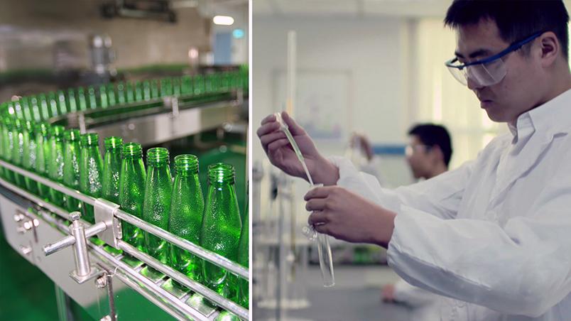 """成为国内首家""""碳中和""""食品饮料企业"""