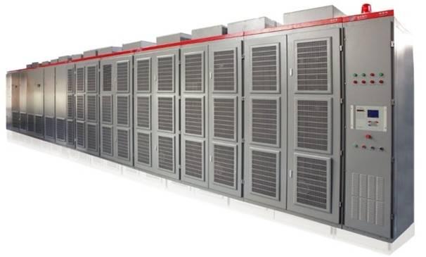 高,低压永磁电机伺服控制系统