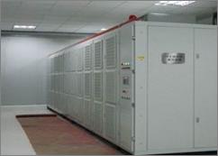 ZINVERT智能高压同步电机变频调速系统