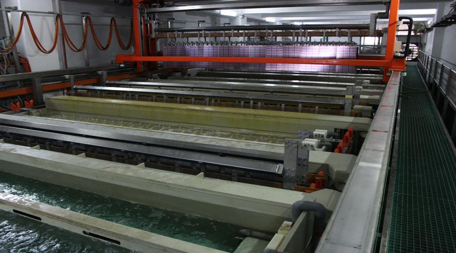 深圳电路板厂pcb生产之沉铜工艺