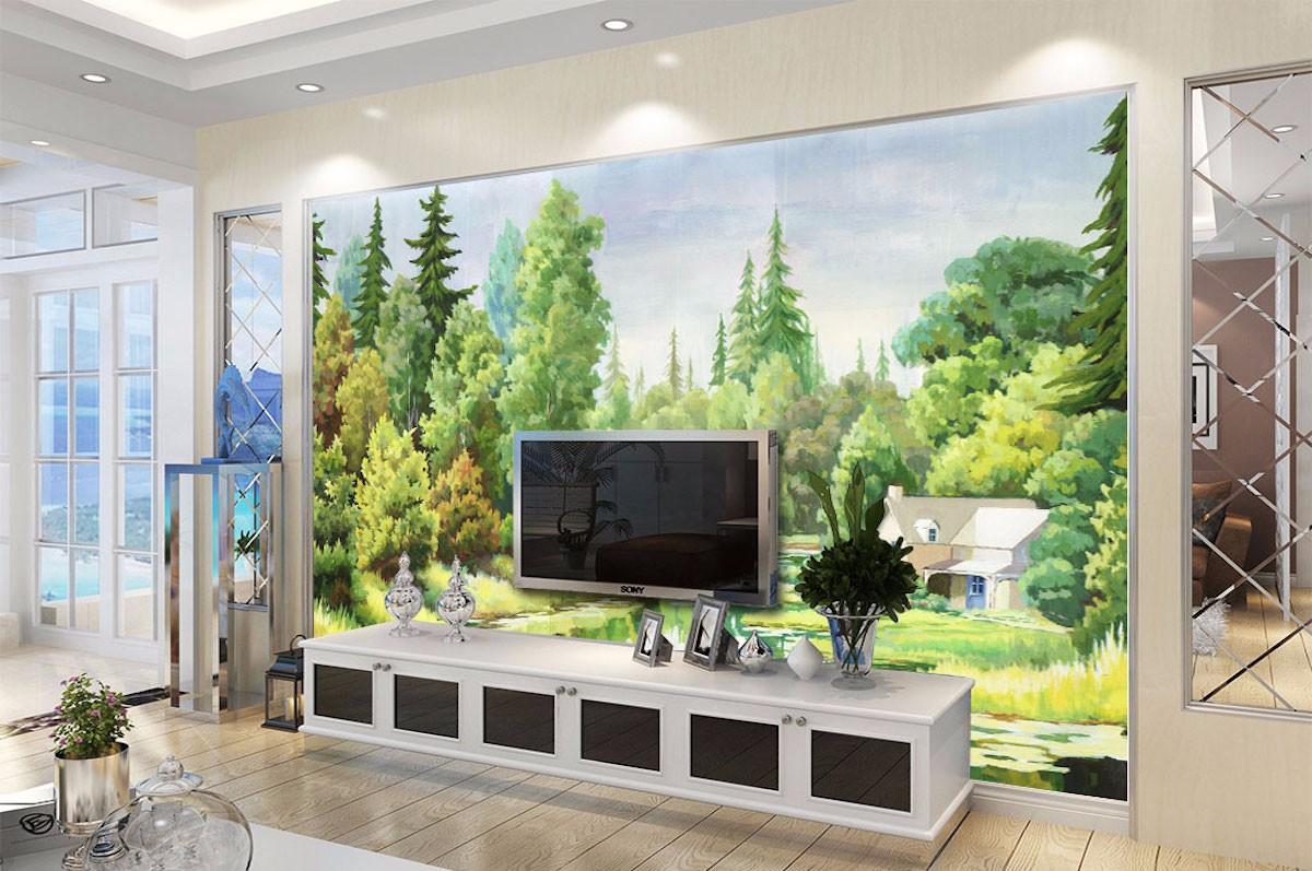 欧式壁画OS75