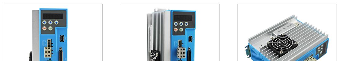 LCDA2260H 3 Phase Nema42 stepper digital servo driver
