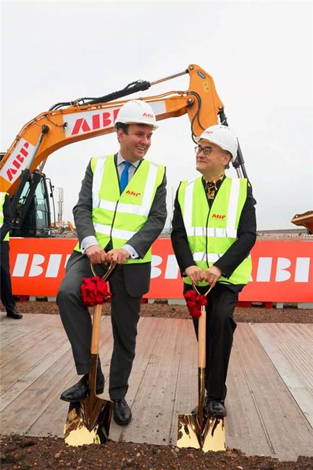 abp总部基地打造的伦敦最新商业区——royal albert dock项目奠基开工