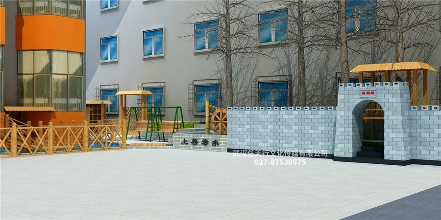 乃园幼儿园 - 设计案例 - 武汉任天行文化传媒有限