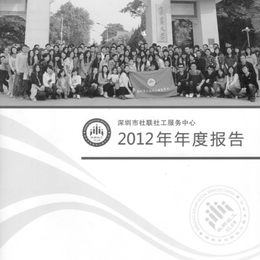 2012年年度工作报告