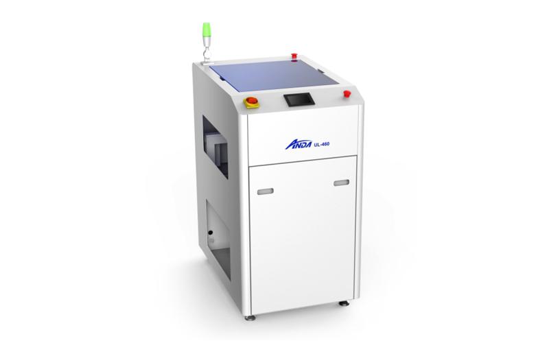UL-460W Automatischer Blechwender