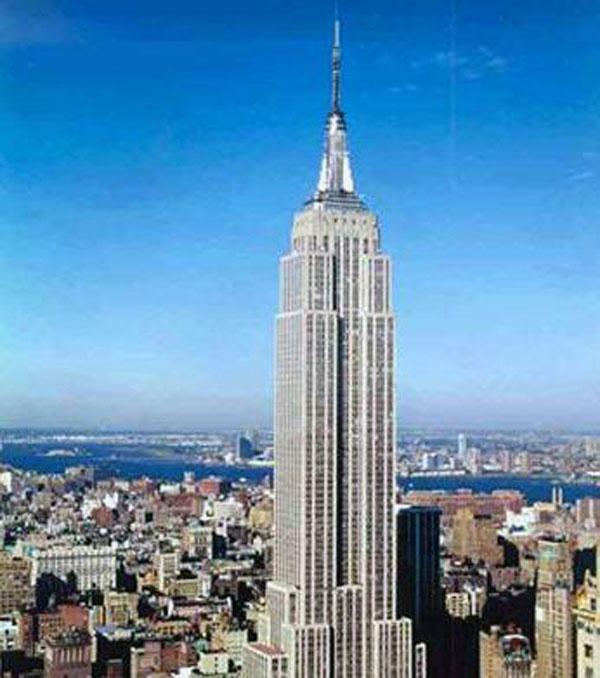 世界著名钢结构建筑