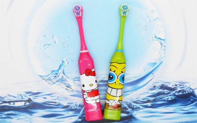 儿童手表电动牙刷组合01