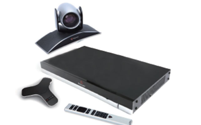 Group 550 Polycom RealPresence Group 系列