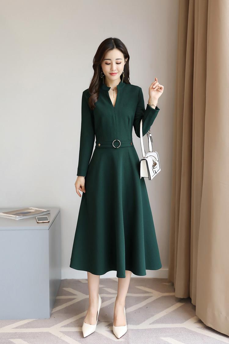 优雅典范长裙