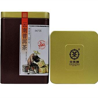 中茶普洱Y562
