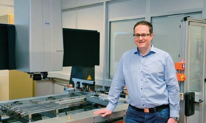且可视化测量-多传感器测量技术监控生产质量