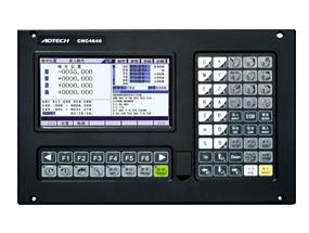 ADT-CNC4640 普及型四轴数控铣床控制系统
