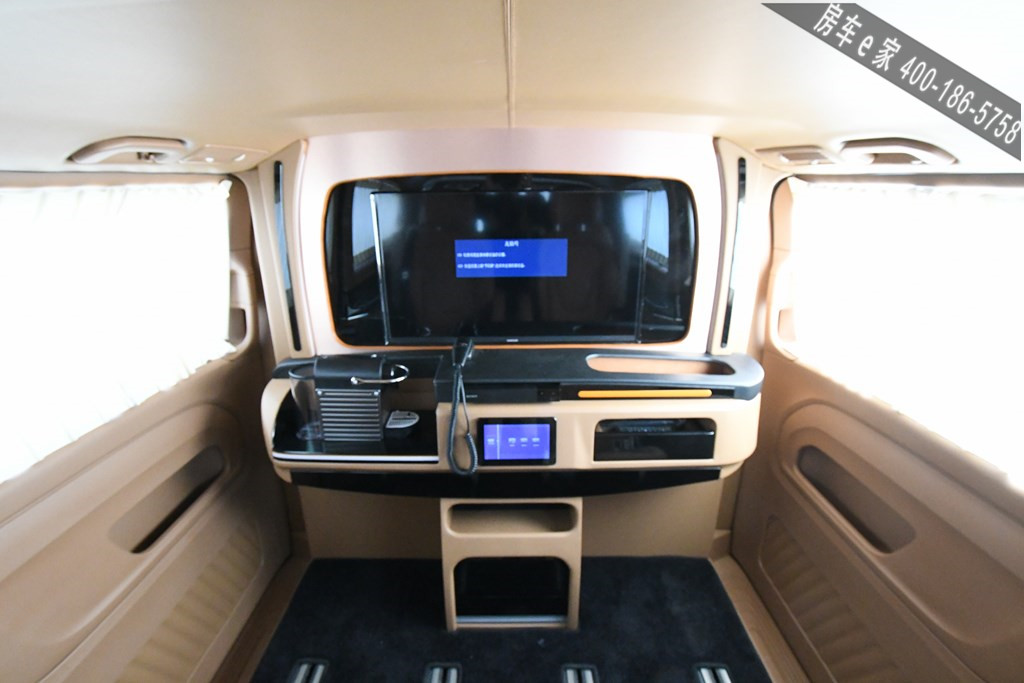 奔驰房车改装威霆豪华商务车全国售价55万