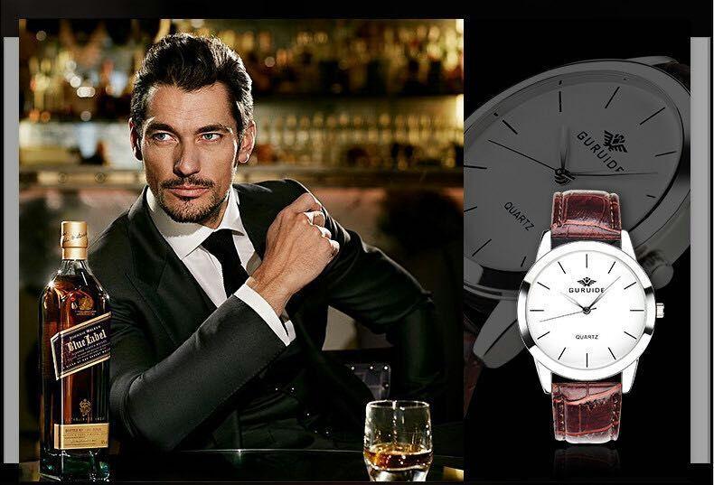 古德男士手表