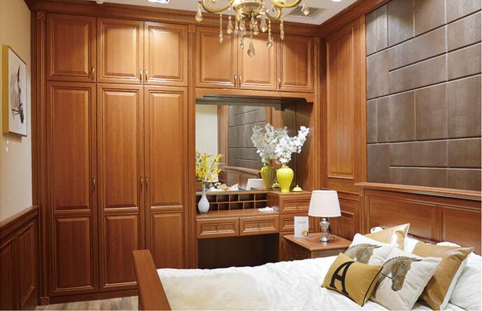 金丝樱桃卧室