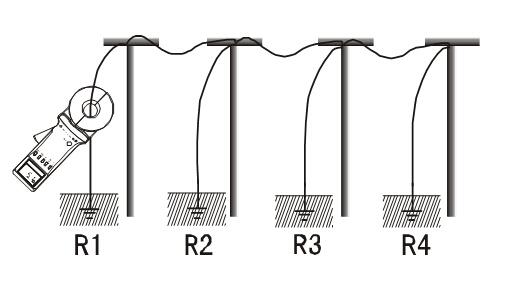 ETCR2200优异多功能钳形接地电阻仪