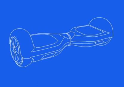 扭扭车电池组