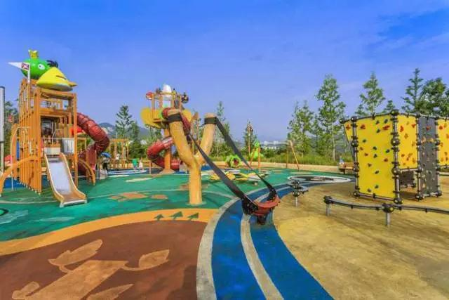 亲子游乐园·分享快乐 分享爱 - 环境艺术设计 - 重庆图片