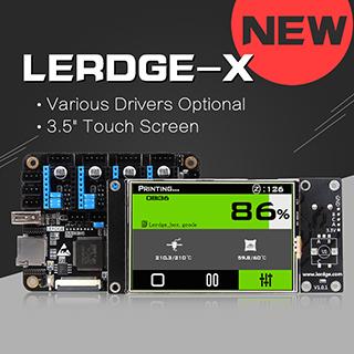 Lerdge-XMotherboardBasicWiringInstructions