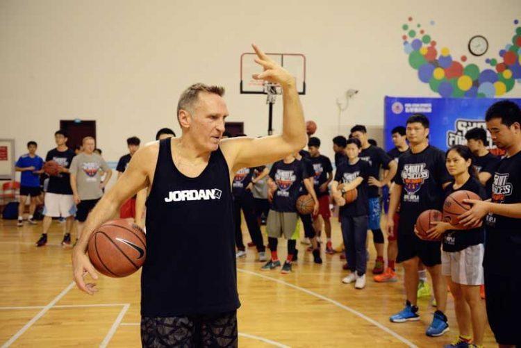 NBA传奇投篮教练戴夫·霍普拉总结:9大投篮技巧的建议