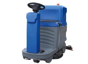 YT6驾驶式洗地机