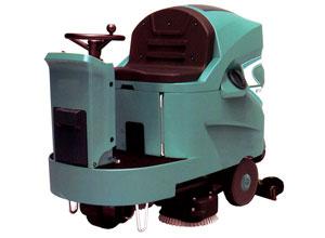 YT8驾驶式洗地机