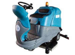 YT9驾驶式洗地机