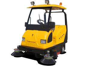 YTE800W驾驶式扫地机