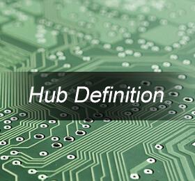 technology hub definition