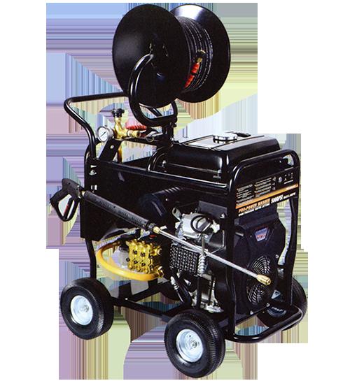 YTHC5007DT高压清洗机