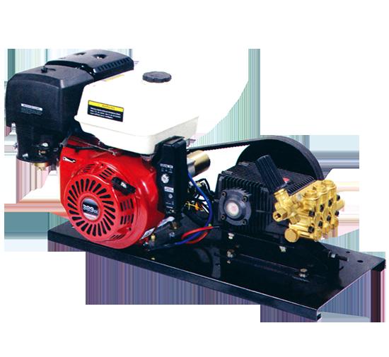 YTHC3515环卫高压清洗机