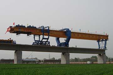 JQ900B步履式架桥机