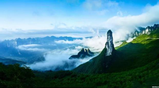 恩施大峡谷,美丽清江,壮观土司城纯玩五日游